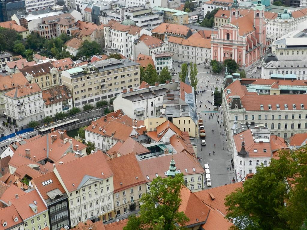 21 Castelo de Ljubljana castle grad - o que fazer em ljubljana eslovenia - dicas de viagem