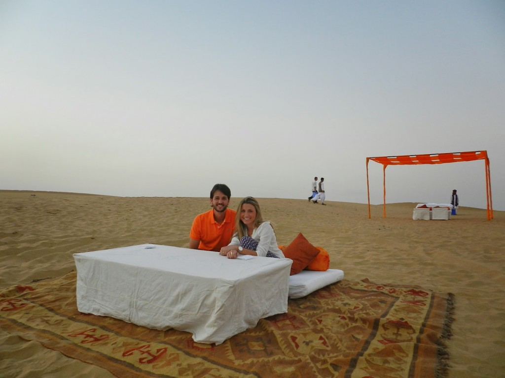 23 dinner on the dunes thar desert suryagarh hotel jaisalmer rajastao india