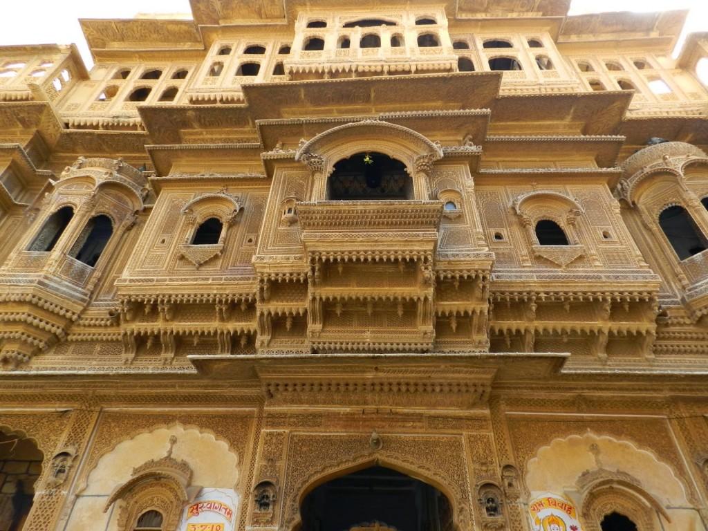 Patwa-ki-Haveli em Jaisalmer