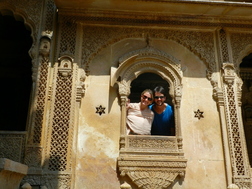 34 havelis jaisalmer fort rajasthan india
