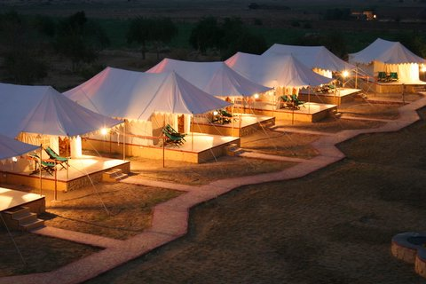 40 Mirvana nature resort Thar Desert jaisalmer rajasthan india
