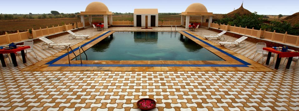 41 Mirvana nature resort Thar Desert jaisalmer rajasthan india