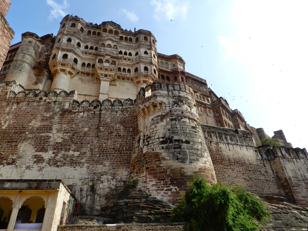 00 Mehrangarh Fort Jodhpur blue city rajasthan india