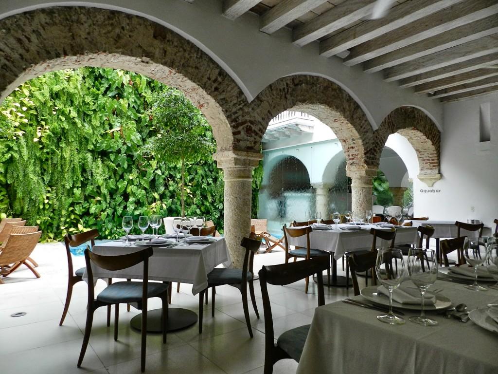 01 VERA restaurante italiano Tcherassi Hotel Spa dicas de Cartagena das Indias colombia caribe onde ficar o que fazer onde comer