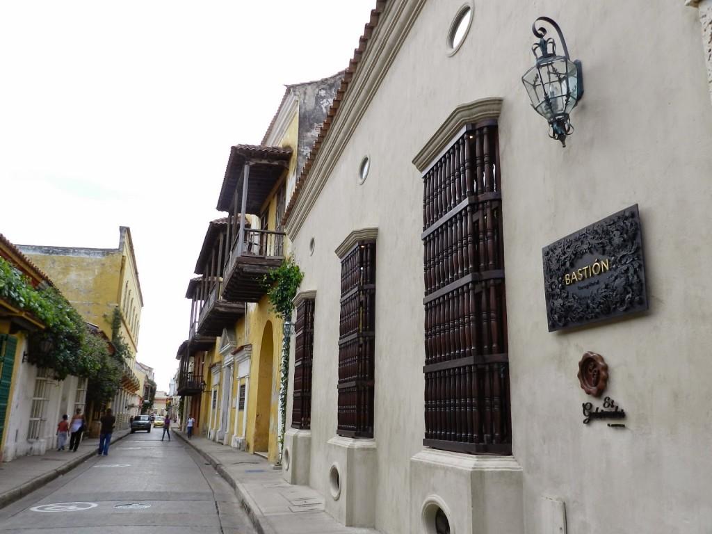 02 Hotel Bastion Cartagena Cidade Murada amuralhada dicas de viagem o que fazer onde ficar centro boutique