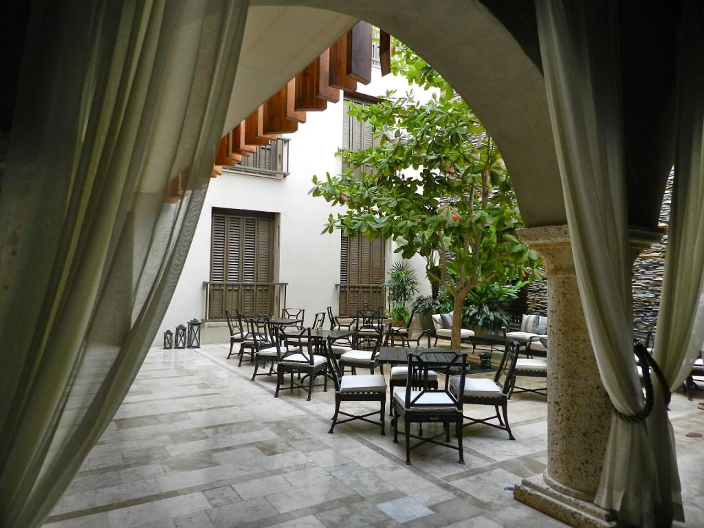 03 Hotel Bastion Cartagena Cidade Murada amuralhada dicas de viagem o que fazer onde ficar centro boutique