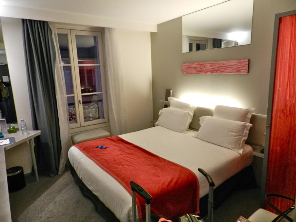 Nosso quarto (double standard room)