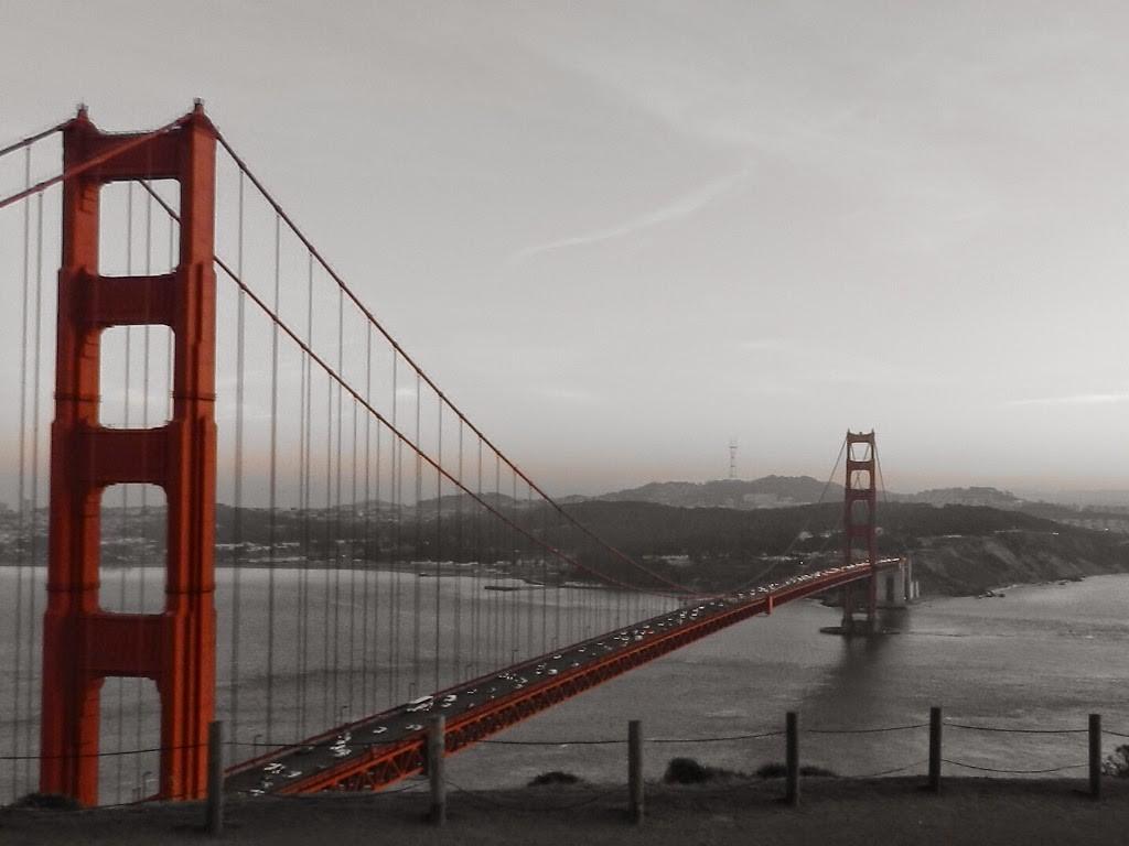 dicas de san francisco golden gate bridge