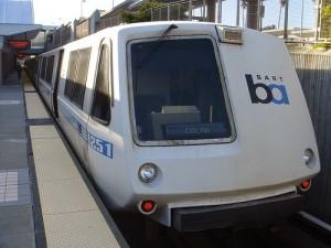 06 BART bay area rapid transit trem aeroporto cidade san francisco dicas viagem