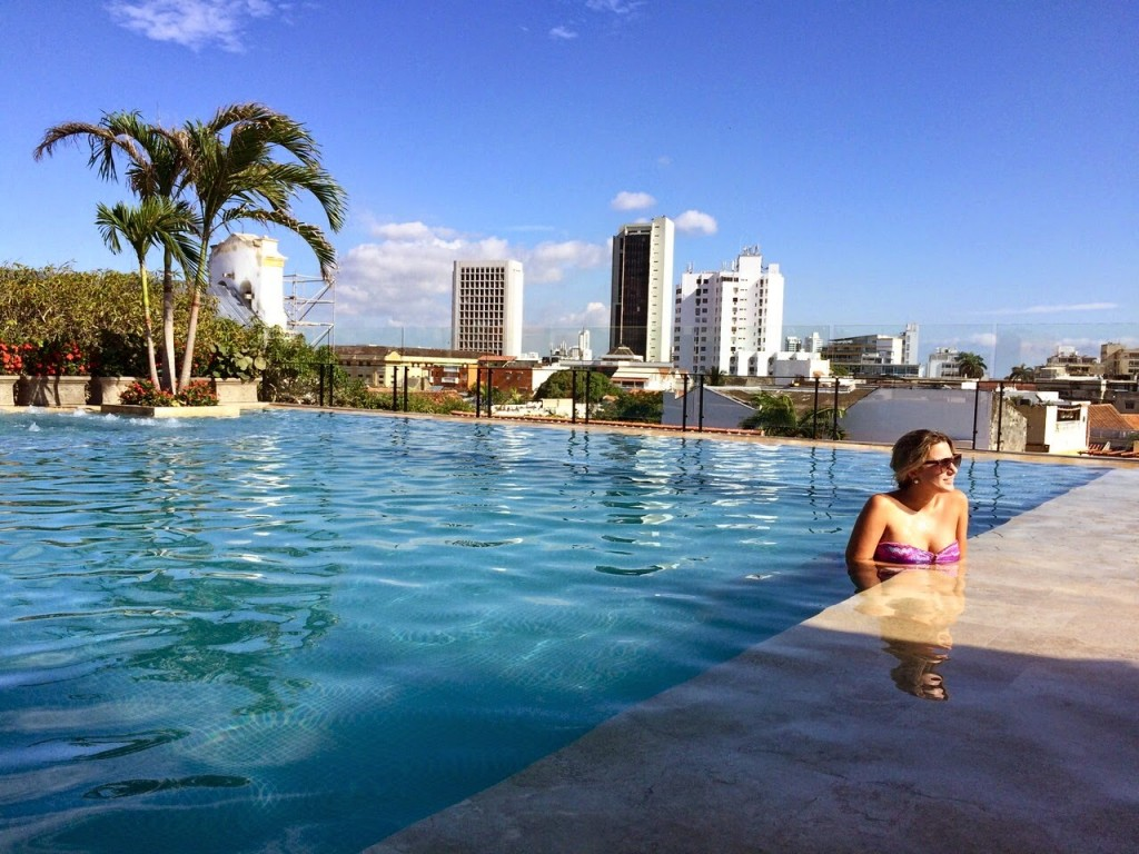06 Hotel Bastion Cartagena Cidade Murada amuralhada dicas de viagem o que fazer onde ficar centro boutique