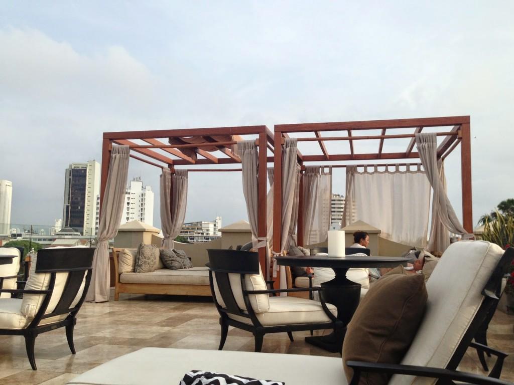 08 Hotel Bastion Cartagena Cidade Murada amuralhada dicas de viagem o que fazer onde ficar centro boutique