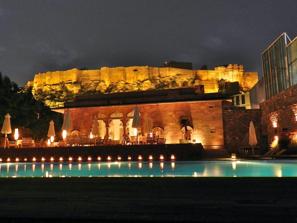 hotel RAAS Jodhpur india