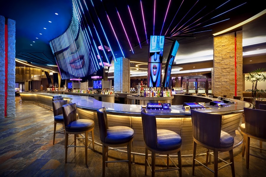 Bar do Casino Hard Rock | foto: hardrockhotelpuntacana.com