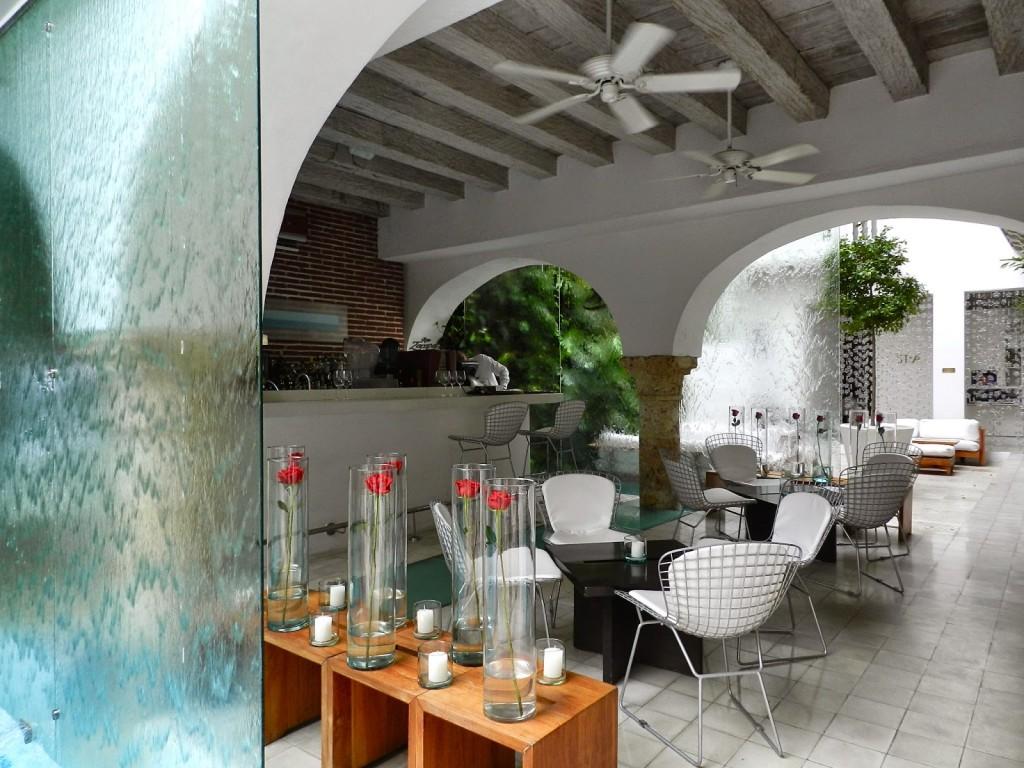 11 Hotel TCHERASSI spa Cartagena Cidade Murada amuralhada dicas de viagem o que fazer onde ficar centro boutique
