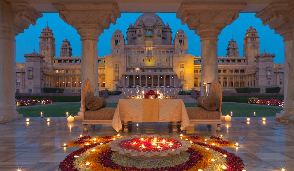 Umaid Bhawan Palace hotel jodhpur india