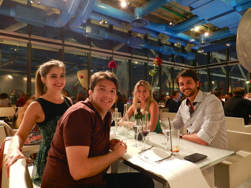 12 georges restaurant musee museu georges pompidou dicas onde comer em paris