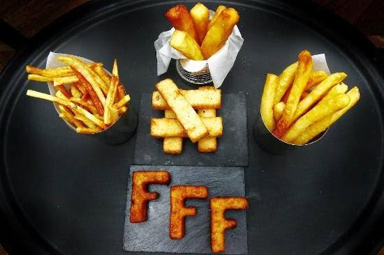 As batatas da Maison-F