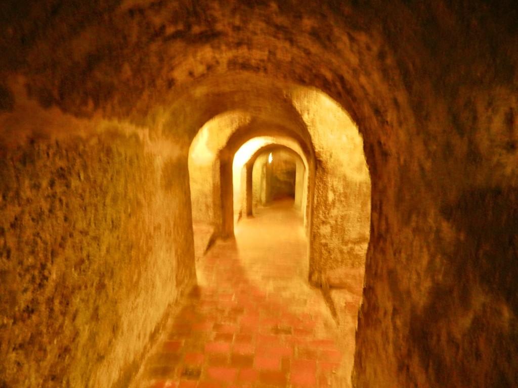 22 Castillo de san felipe de barajas - cidade murada amuralhada fortificada centro historico - Turismo tour guiado cartagena das indias colombia dicas de viagem o que fazer passeios roteiros