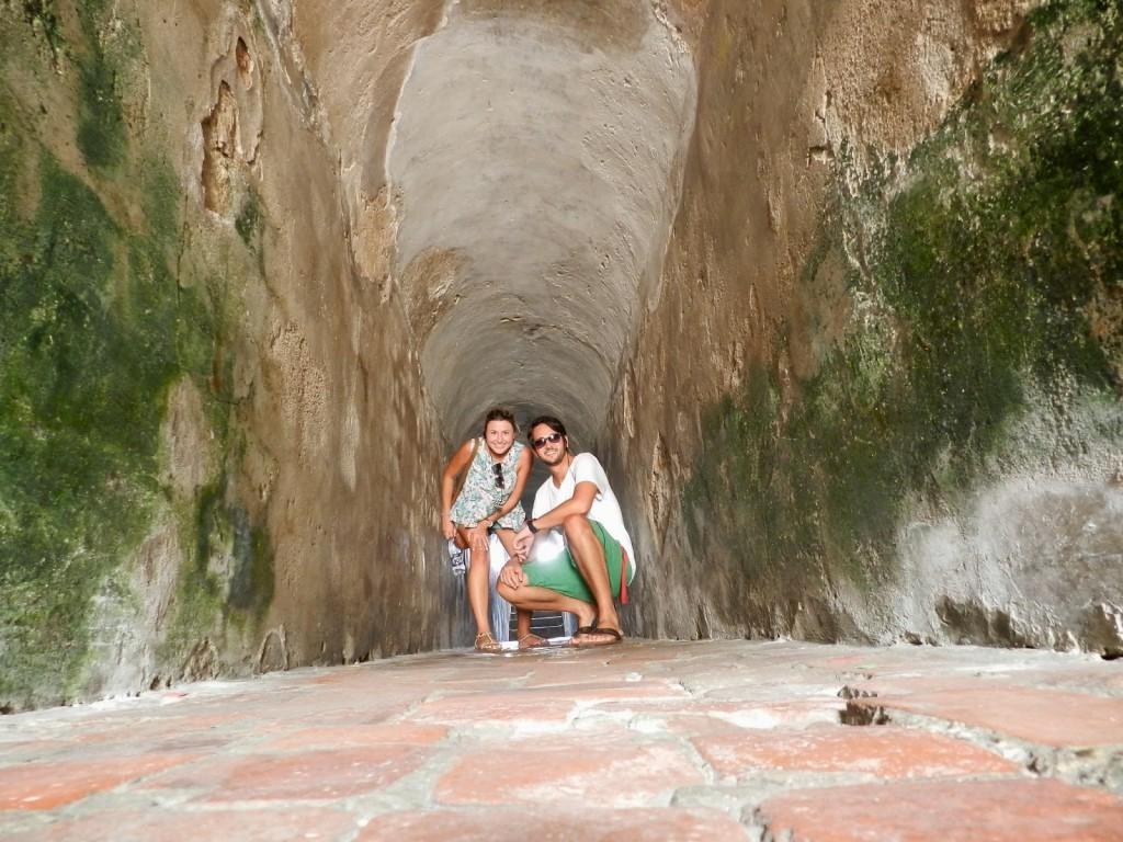 25 Castillo de san felipe de barajas - cidade murada amuralhada fortificada centro historico - Turismo tour guiado cartagena das indias colombia dicas de viagem o que fazer passeios roteiros