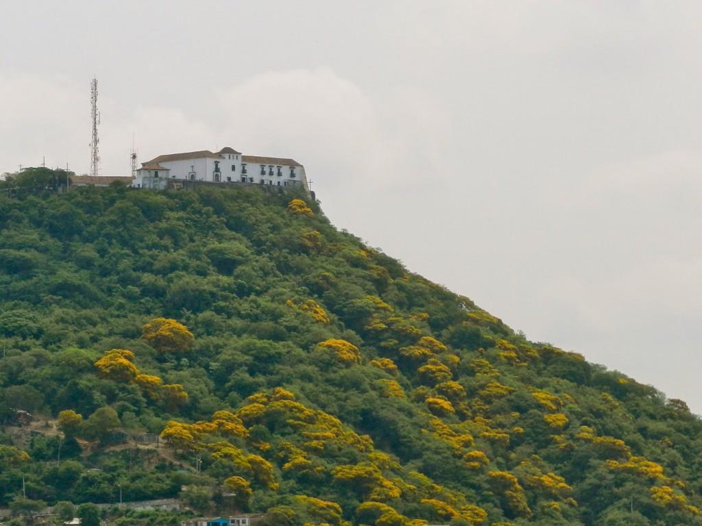 27 Cerro morro e convento de la popa - cidade murada amuralhada fortificada centro historico - Turismo tour guiado cartagena das indias colombia dicas de viagem o que fazer passeios roteiros