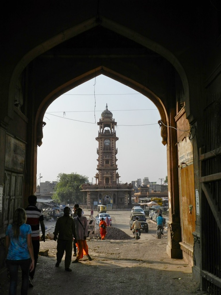 Torre do Relógio, Jodhpur