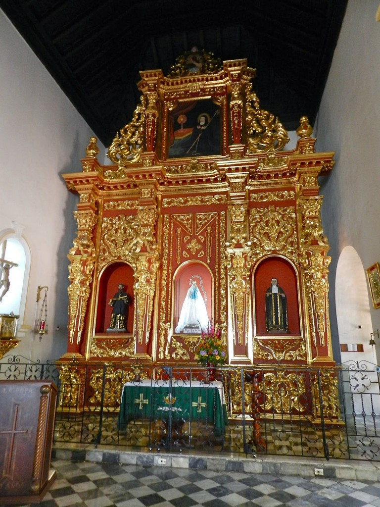 30 Cerro morro e convento de la popa - cidade murada amuralhada fortificada centro historico - Turismo tour guiado cartagena das indias colombia dicas de viagem o que fazer passeios roteiros