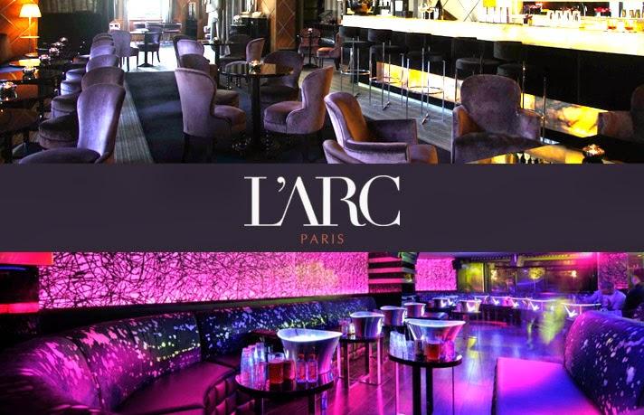 30 LARC discoteca boate balada paris arco do triunfo melhor de paris onde se divertir e dançar