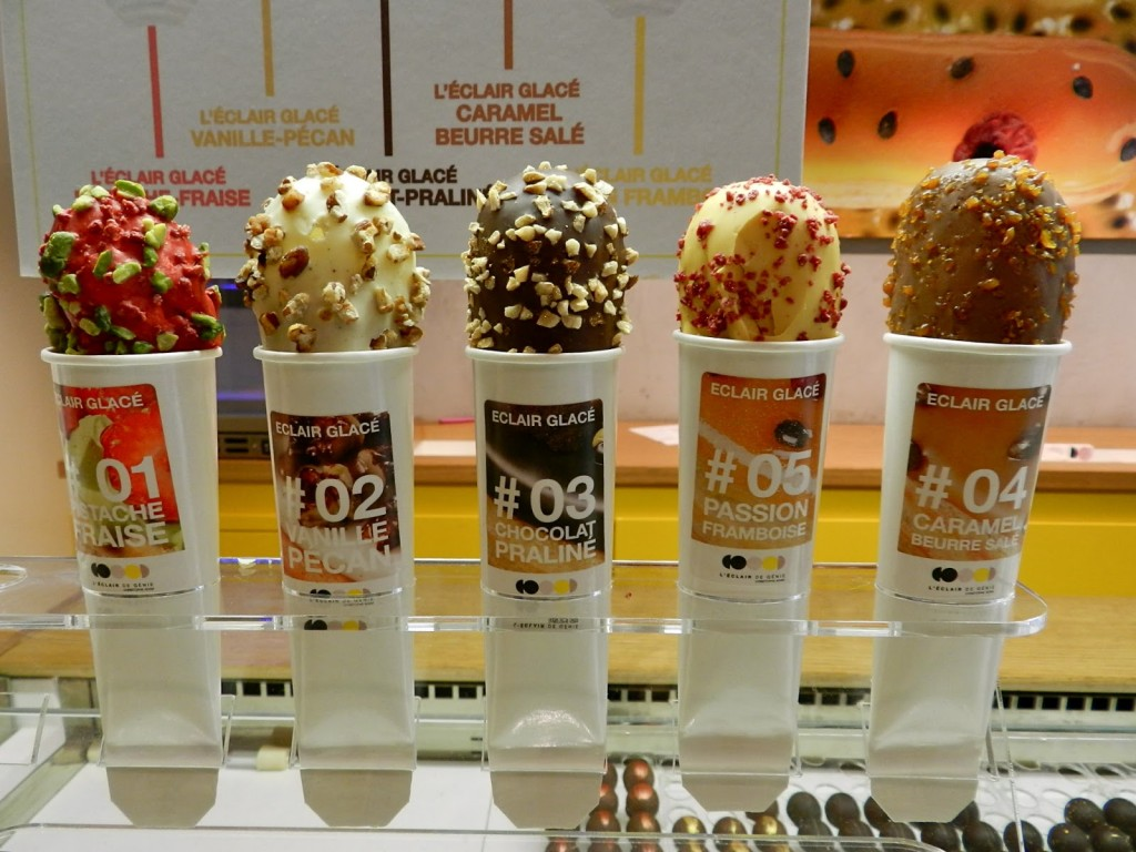 37 LECLAIR L eclair de genie dicas docerias de paris melhores doces eclair bomba onde comer restaurantes