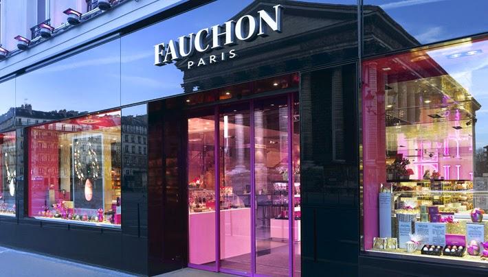 Fauchon na Place Madeleine | foto: fauchon.com