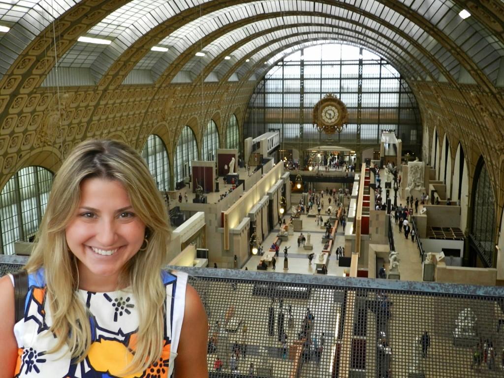 46 PASSEIO 04 melhores museus de paris Musée d Orsay estacao de trem - dicas o que fazer em paris roteiros de viagem