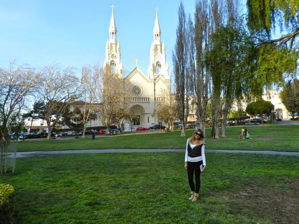 54 little italy washington square park saints peter and paul church o que fazer san francisco dicas o que fazer de viagem