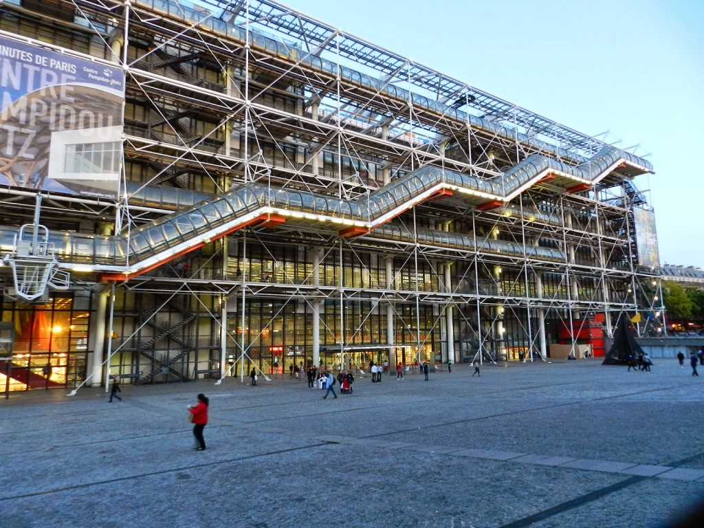 59 PASSEIO 04 museus de paris musée georges centre pompidou arte moderna MARAIS quartier latin - dicas o que fazer em paris roteiros de viagem
