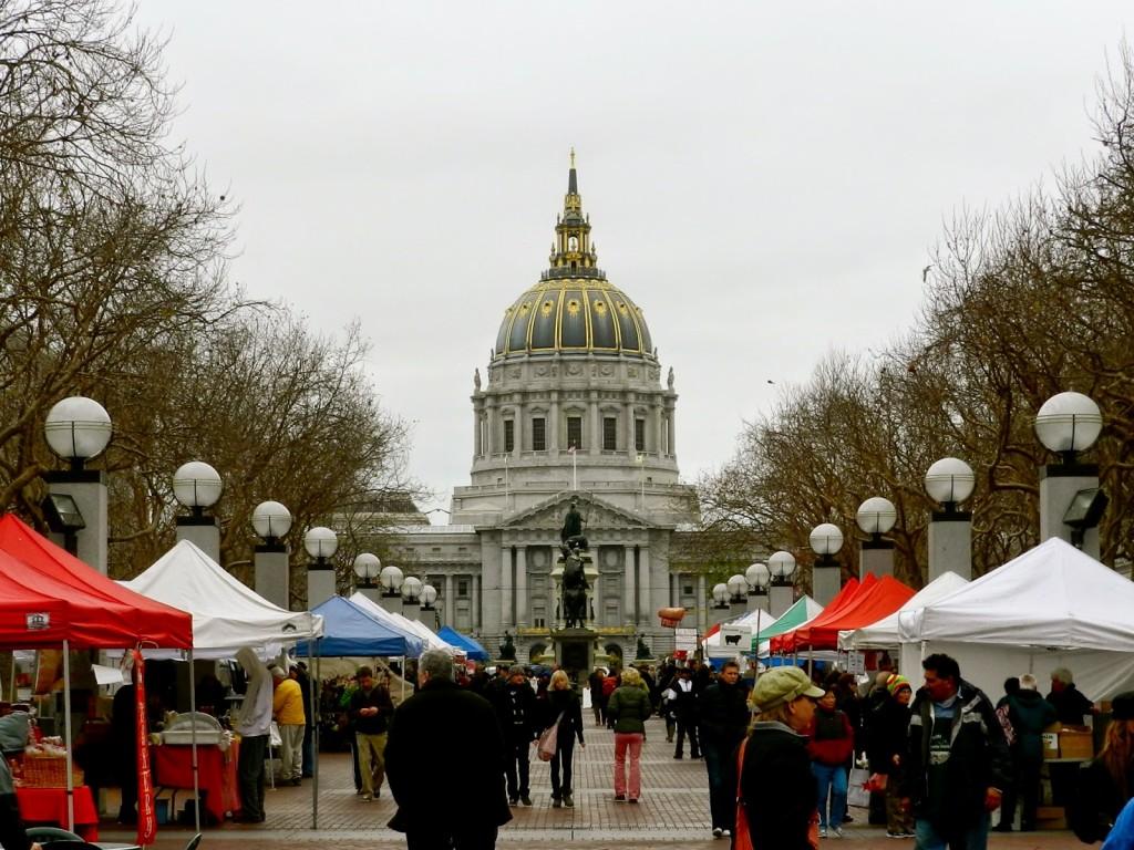 64 civic center UN Plaza City Hall o que fazer san francisco dicas o que fazer de viagem