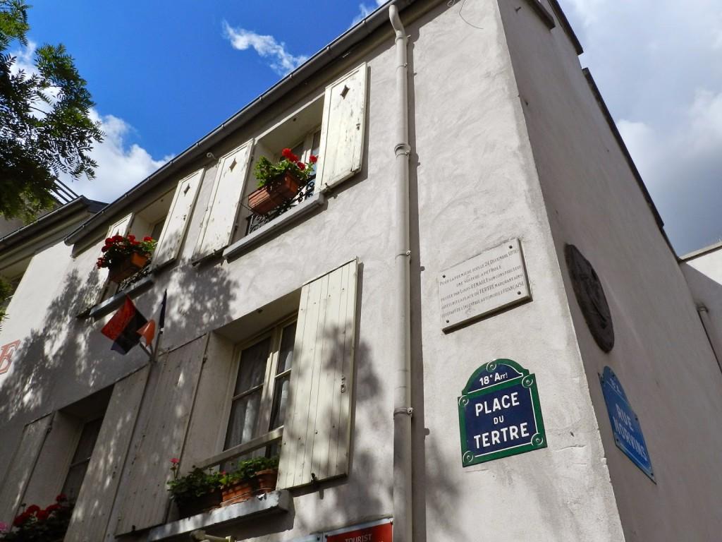 69 PASSEIO 05 Place du tertre - Montmartre Moulin rouge amelie poulin cafe des deux moulin - dicas o que fazer em paris roteiros de viagem