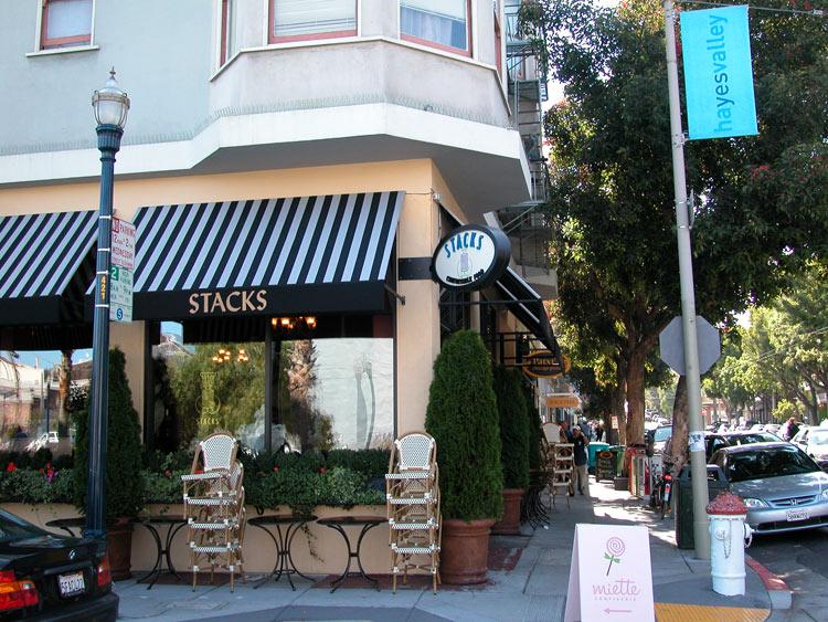 69 restaurante STACKS Hayes Street o que fazer san francisco dicas o que fazer de viagem
