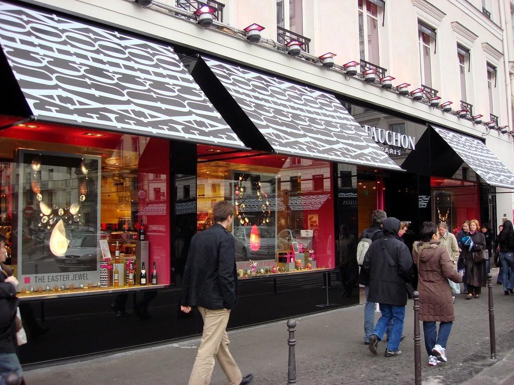 Place de La Madeleine - FAUCHON | foto: commons.wikimedia.org