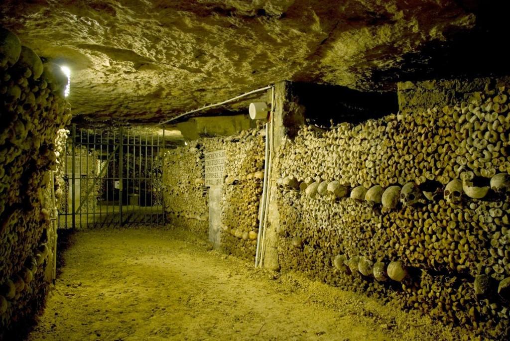 Catacombes de Paris | foto: veryworldtrip.com
