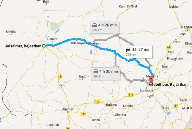 dicas de jodhpur india como chegar