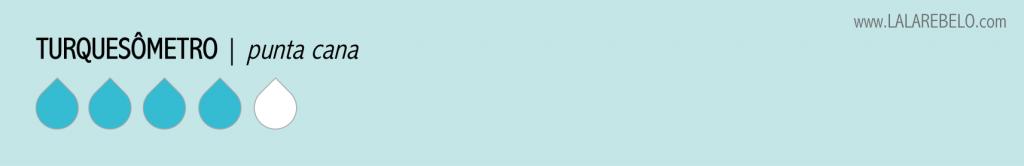 turquesometro mar turquesa punta cana caribe republica dominicana
