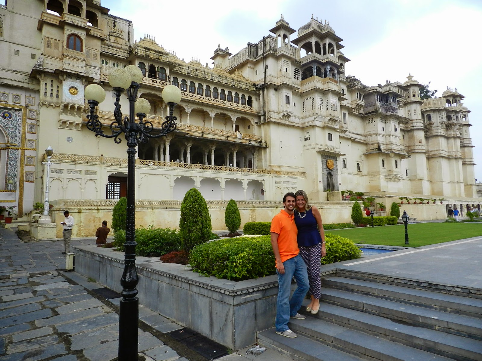 01 city palace udaipur india