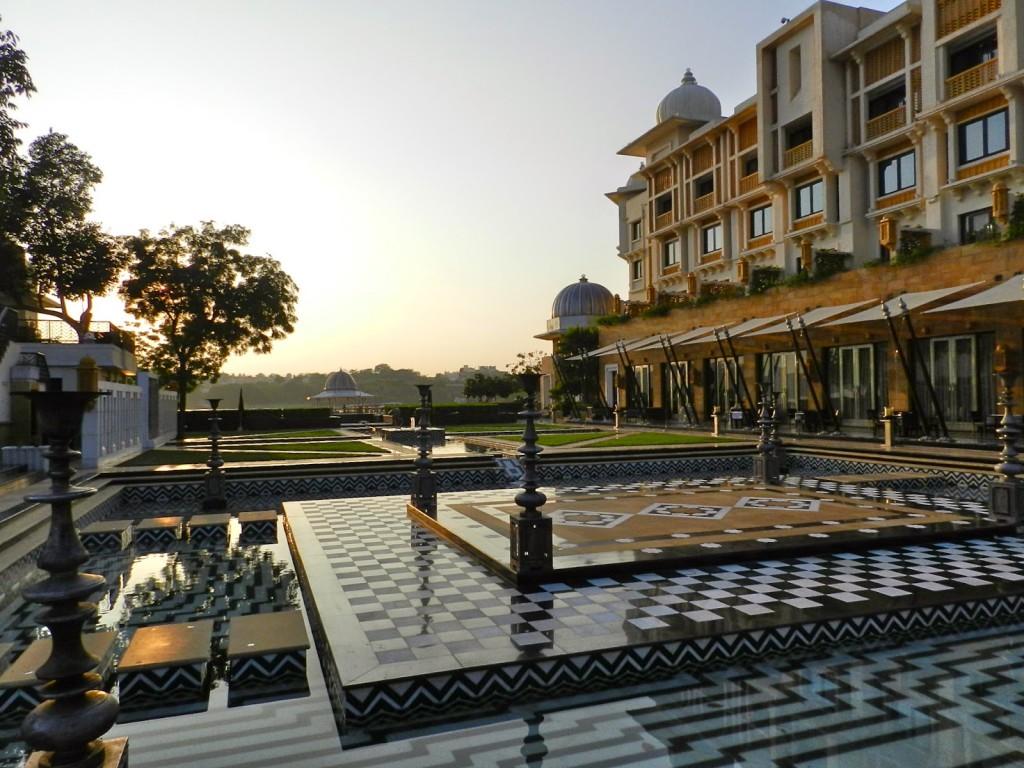 hotel leela palace udaipur india