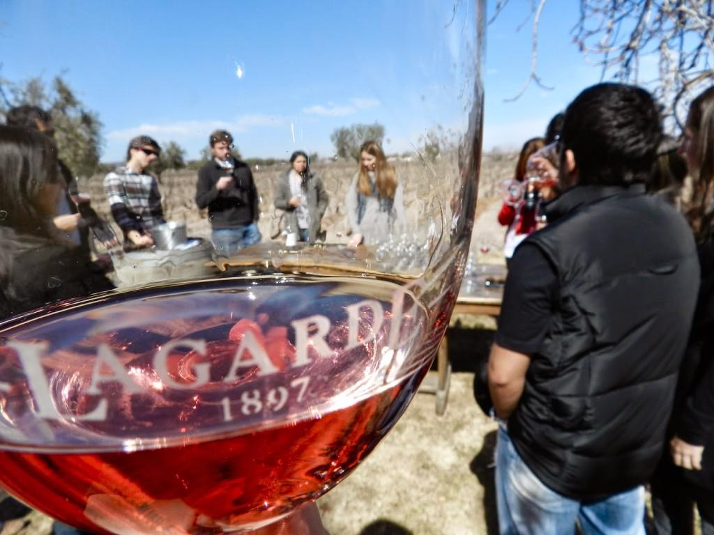 LAGARDE 02 bodega vinícola winery tour vinho mendoza argentina dicas viagem