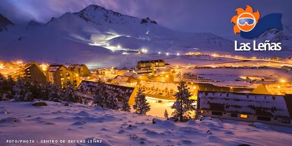 LAS LENAS esqui ski mendoza argentina dicas viagem
