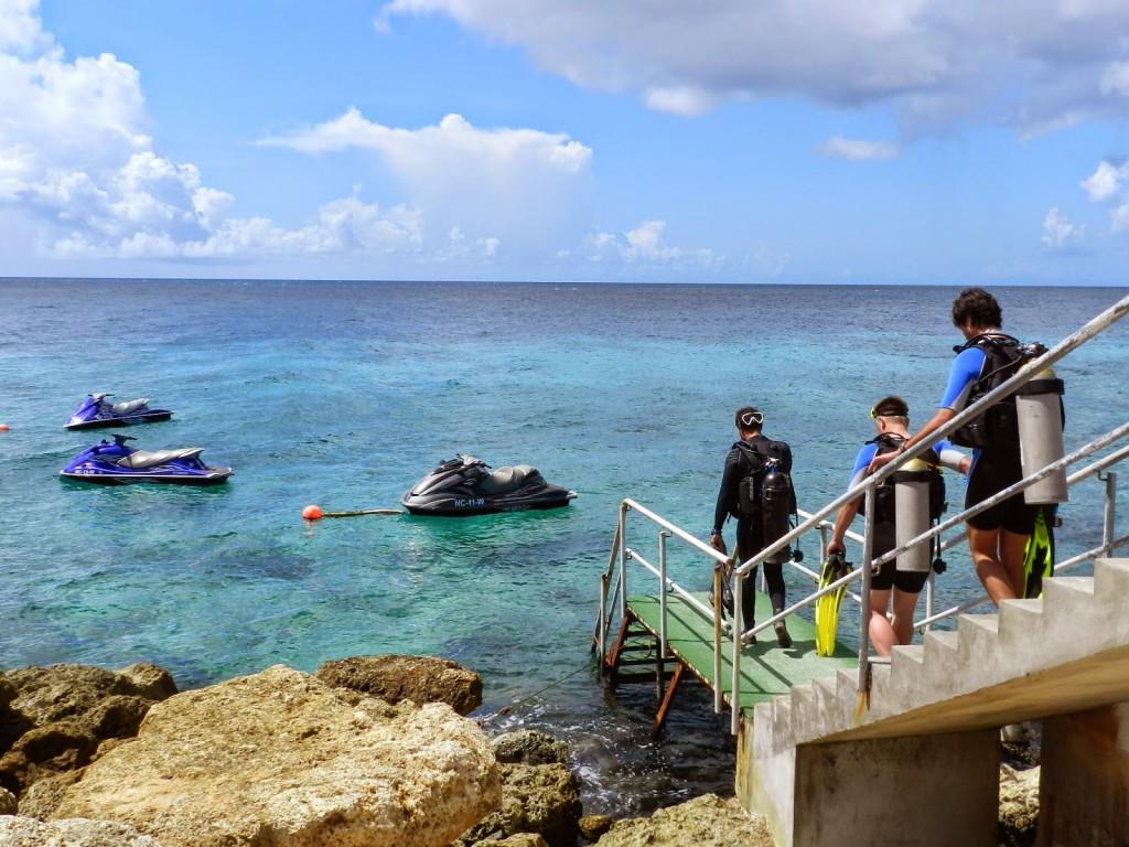 MERGULHO cilindro scuba Papagayo beach club jan thiel Curacao o que fazer dicas viagem praias 01