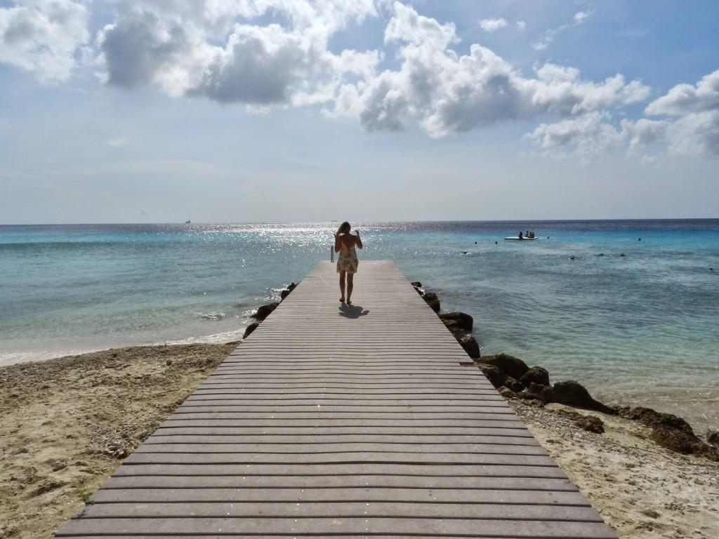 dicas de curaçao praia porto mari beach