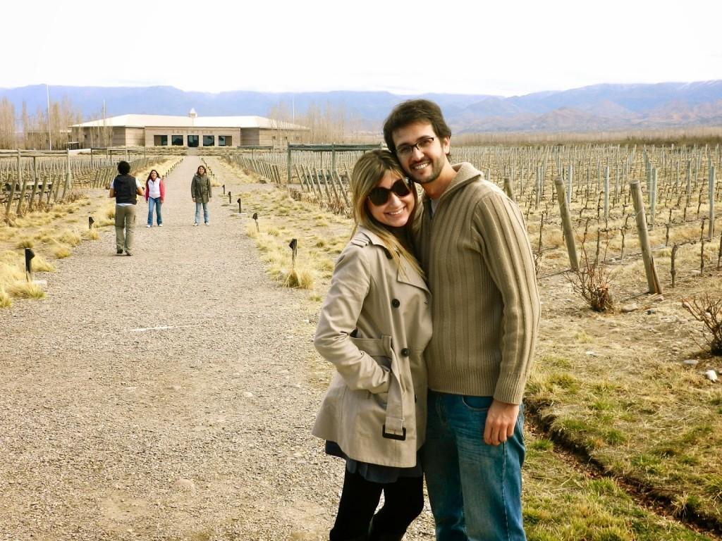SALENTEIN bodega vinícola winery tour vinho mendoza argentina dicas viagem