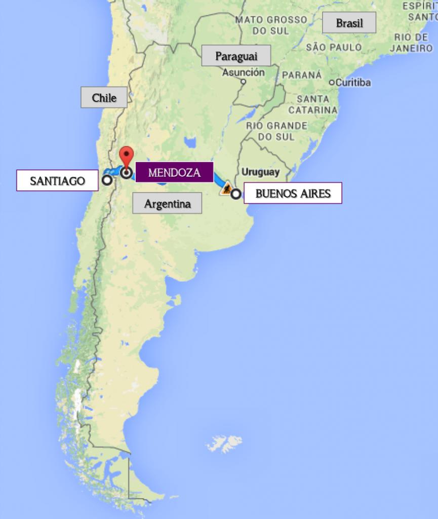 dicas de mendoza argentina