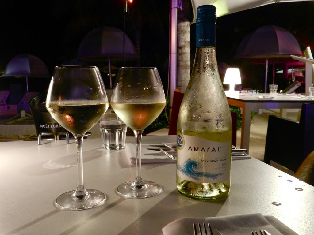 Achamos um vinho AMARAL!!! (meu último sobrenome)