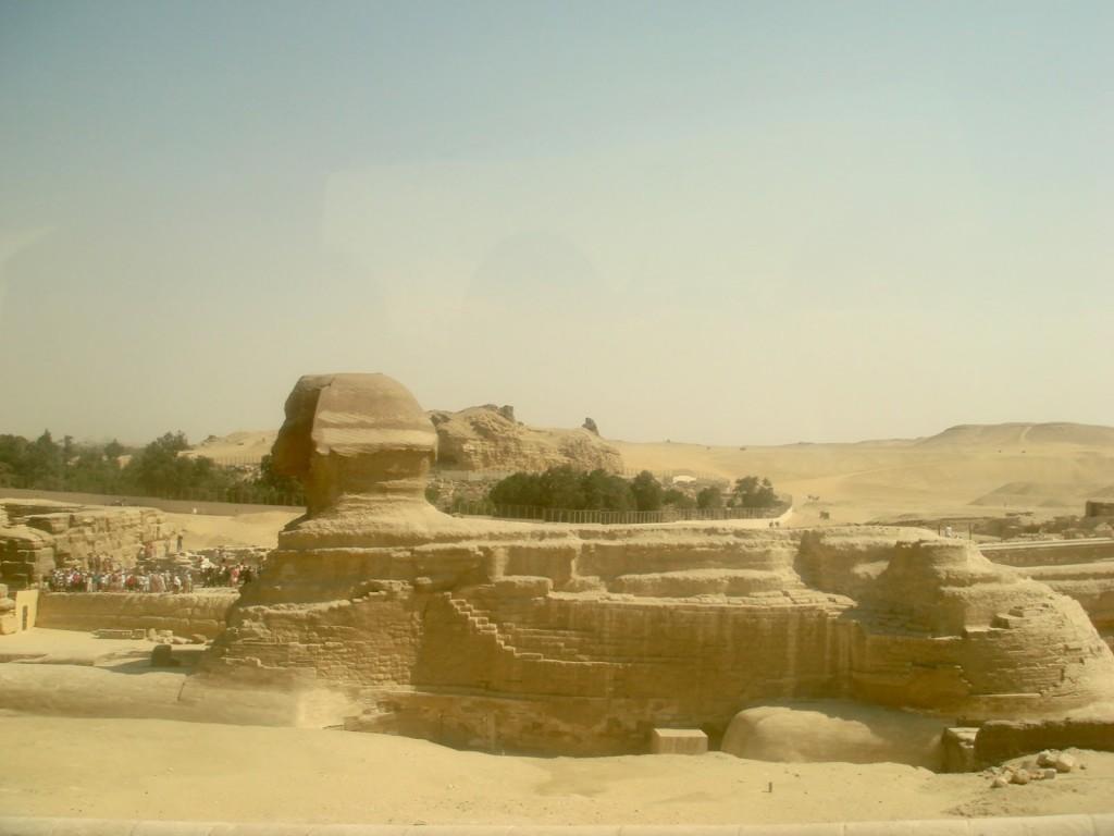 01 ESFINGE e piramides dicas viagem egito