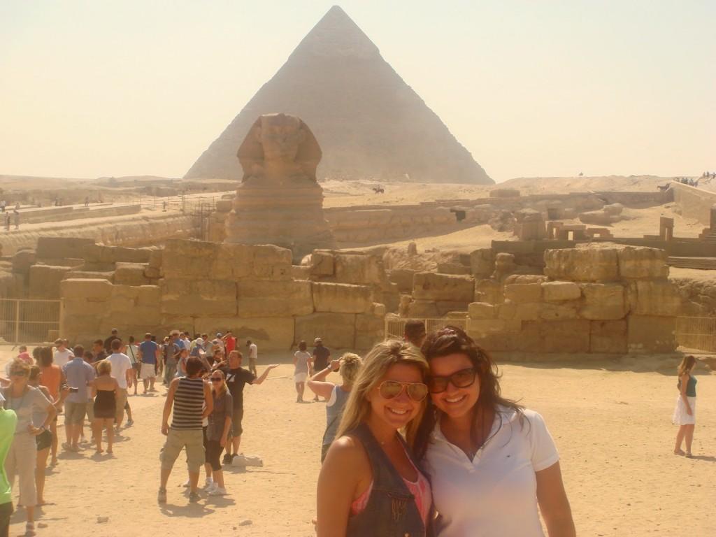 02 ESFINGE e piramides dicas viagem egito